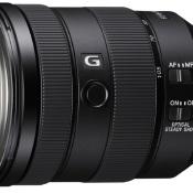 Een nieuwe toevoeging aan Sony's full-frame lensassortiment: de FE 24-105mm F4 G OSS © flits, lens, 1