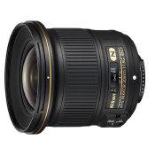 Nieuwe Nikon ultragroothoek: Nikkor 20mm F1,8 © Nikkor, 20mm, Ultragroothoek