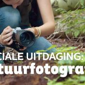 Uitdaging: Fotografeer de natuur vanuit een uniek perspectief - Win een cameratas t.w.v. €149,-!