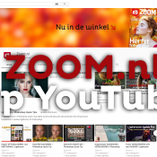 Zoom.nl op YouTube © youtube, thumbnail, video