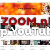 Zoom.nl op YouTube © youtube, thumbnail, video