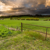 Wolken maken de foto © wolken, maurice hertog, blog