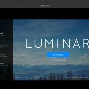 Review: Macphun Luminar © blog, luminar, review