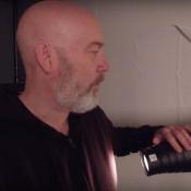 Spelen met vuur in de studio - Vlog Erwin Verweij
