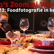 Julia's Zoom.nl Vlog (12) - Foodfotografie in kerstsfeer! © thumbnail, vlog, 12