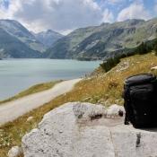 Op wandeltocht in Oostenrijk met de Case Logic KDB-101-BLACK © Case Logic KDB-101-black - jenny vroegop 6