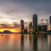 Expertuitdaging: Panorama's om mee te pronken! © panorama, zonsondergang, kleur
