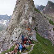 Wijsheden voor het fotograferen in de bergen - Deel 1: Compositie © IDG NL