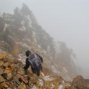 Wijsheden voor het fotograferen in de bergen - Deel 3: Materiaal en techniek © tips, Natuur, landschap, statief, blog, Taco Vos, bergen, bergsport, materiaal
