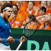 De juiste camera-instellingen voor sportwedstrijden © tennis, sportfotografie, wedstrijd