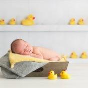 Tips voor newborn fotografie © eendjes, newborn, baby