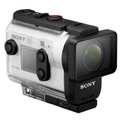 Review: Sony FDR-X3000R © sony, actioncam, FDR-X3000R