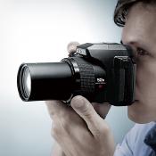 Nieuw: Pentax XG-1 met 52x optische zoom  © Pentax, optische zoom, Bridgecamera, Pentax XG-1