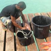 Mike test de KDB-101-BLACK op reis naar Kaapverdië. © Case Logic KDB-101-black - Mike Janssen 4