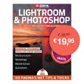 Pre-order nú: Zoom.nl Lightroom & Photoshop boek voor maar € 19,95 © zoom, gids, adobe
