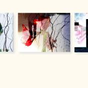 Expertuitdaging: Drieluiken fotograferen met een sterke samenhang © drieluik, abstract, kleur