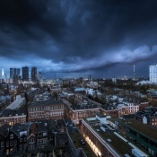 Tips om steden te fotograferen in regen, sneeuw en mist © IDG NL