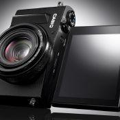 Casio stopt met compactcamera's