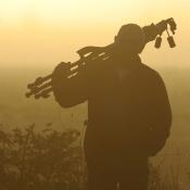 Waar moet je op letten bij het kopen van een statief? © statief, ochtend, mist