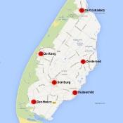 De 6 fotogenieke dorpen op Texel