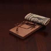 Acht dingen die we in 2018 niet meer willen horen van opdrachtgevers! © geld, val, dollar