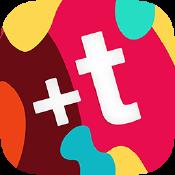 Tekst in je foto met de app Fontmania