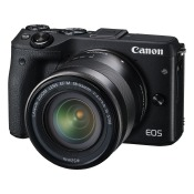 Review: Canon EOS M3 © canon, eos m3, systeemcamera