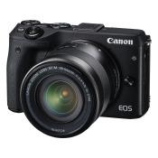 Review: Canon EOS M3 © canon, eos m3, systeemcamera