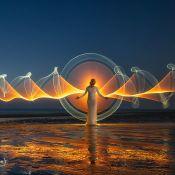 Creatieve fotografie met lange sluitertijden: lightpainting © IDG NL