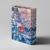 Download nu gratis de nieuwe Zoom.nl Winter Presets voor Lightroom  © zoom, preset, winter