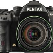 Review: Pentax K-1 © Pentax, K1, body, voorkant