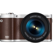Review: Samsung NX300 © Samsung NX300 front