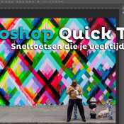 Briljante sneltoetsen die veel tijd opleveren | Photoshop Quick Tip © thumbnail, photoshop, quicktip