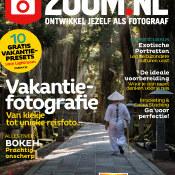 Het nieuwe Zoom.nl magazine van juli/augustus 2018  © cover, zoom 0607, zoom
