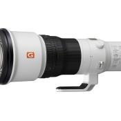 Sony FE 600mm F4 GM OSS - Serieuze lange tele