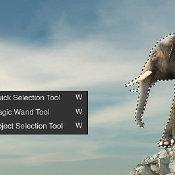 Nog meer kunstmatige intelligentie met Adobe Photoshop 2021  © adobe