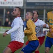 Fotodokter: Sportfotografie © snelheid, sport, actie, Voetbal, Fotodokter