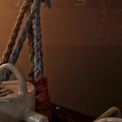 Redactiekeuze: olie tanker in de mist