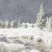 Zo verander je een zomerfoto in een winterfoto © IDG NL