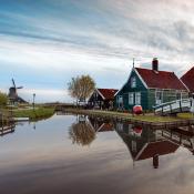 Een blauwe lucht met Photoshop Elements © IDG NL
