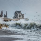 Fotograferen in de storm - Hoe maak je de mooiste foto's en bescherm je je camera? © storm, zee, golven