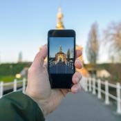Het verschil tussen een smartphonecamera en een spiegelreflexcamera © uitleg, functies, mobiel