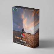 Preset Installatie-instructies Lightroom Classic CC versie 7.3.1 en lager © cover, doos, preset, vakantie