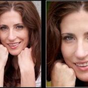 Retoucheren portretten in vijf eenvoudige stappen © portret, beeldbewerking, model