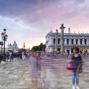 Vijf tips om toeristen op je foto te vermijden  © toeristen, venetië, sluitertijd