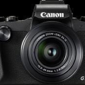 Canon Powershot G1 X Mark III - Krachtige APS-C sensor in compacte body © canon, G1, powershot, 1