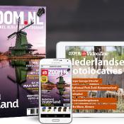 Het nieuwe Zoom.nl magazine en Videozine (nr 06/07 juli/aug 2017) zijn uit! © zoom.nl, magazine, videozine