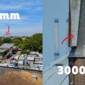 Nikon P1000 Preview - Zoom in van 24mm tot 3000mm!