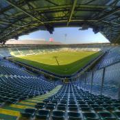 HDR in het ADO stadion © blog, hdr, groothoek