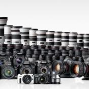 Overzicht van huidige cashbacks, acties en kortingen per cameramerk